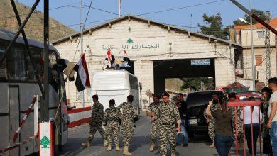 صورة لبنان يفتح حدوده البرية مع سوريا لمدة يومين