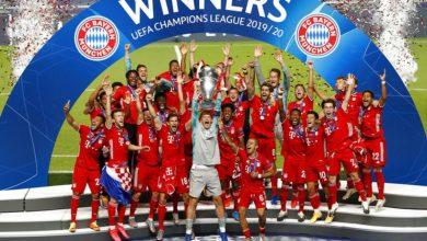 صورة بايرن ميونيخ يتوج بلقب دوري أبطال أوروبا