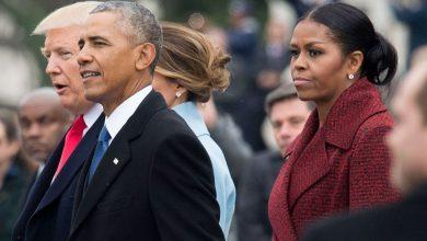صورة هجوم عنيف من ميشال أوباما على دونالد ترامب (فيديو)