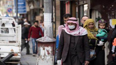 صورة تسجيل إصابات جديدة بفيروس كورونا في سوريا