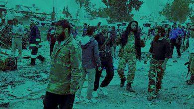 صورة السيارات المفخخة تلاحق المدنيين في سوريا