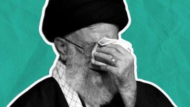 صورة الإيرانيون ينتفضون في وجه نظام خامنئي
