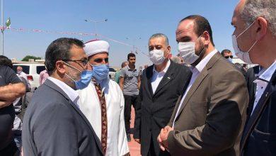 صورة تحت رعاية تركية.. افتتاح مؤسسات خدمية جديدة في الشمال السوري