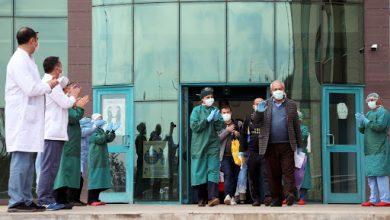 صورة ارتفاع حصيلة المتعافين من كورونا في تركيا
