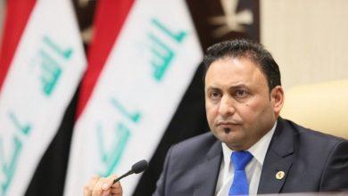 صورة نائب رئيس البرلمان العراقي يعلن إصابته بفيروس كورونا