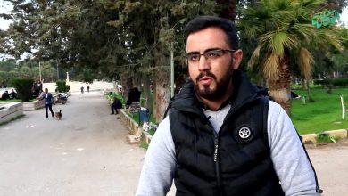 صورة استطلاع رأي شريحة من أهالي إدلب حول اتفاق وقف إطلاق النار في شمال هرب سوريا
