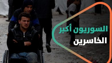 صورة مع دخولها عامها العاشر.. السوريون أكبر الخاسرين