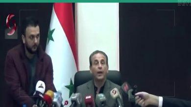 صورة وزير الصحة السوري ينفي تسجيل إصابات مؤكدة بكورونا في سوريا