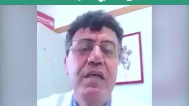 صورة أطباء في إيطاليا :علاج كورونا هو علاج الجلطات