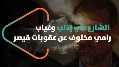 صورة الشارع في إدلب وغياب رامي مخلوف عن عقوبات قيصر