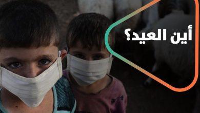 صورة أطفال سوريا يتساءلون..أين العيد؟