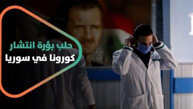 صورة حلب بؤرة انتشار كورونا في سوريا .. لماذا انتشر الوباء في حلب بالذات؟