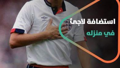 صورة نجم كرة قدم إنكليزي يعلن عن نيته استضافة لاجئ في منزله.. والإعلام الألماني يحتفي بشاب سوري حاز لقب -الطالب الأفضل- باختصاص معقّد