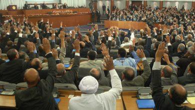 صورة مجلس الأمة الجزائري يوافق على مسودة الدستور الجديد