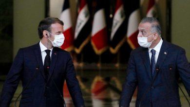 صورة الخارجية العراقية: الكاظمي سيشتري أسلحة للبلاد من فرنسا