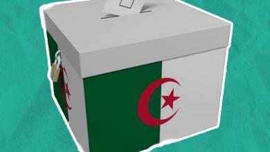 صورة سخرية واسعة لبكاء المترشحين للانتخابات الرئاسية الجزائرية