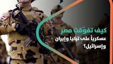 صورة تصنيف جديد.. كيف تفوّقت مصر عسكرياً على تركيا وإيران وإسرائيل؟
