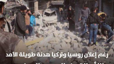 صورة نزوح عشرات آلاف السوريين خلال يومين فقط من غرب وجنوب حلب
