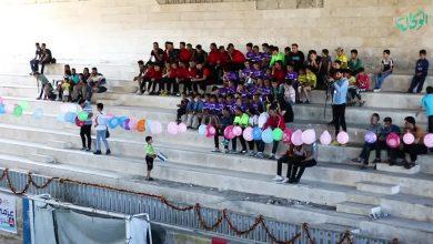 صورة فريق كرة قدم من ذوي الاحتياجات الخاصة في إدلب .. يطالب بخوض منافسات دولية