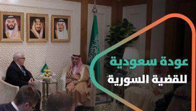 صورة بدعم وتوافق أمريكي.. عودة سعودية للقضية السورية