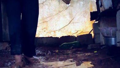 """صورة الأسد يشيد بـ""""الدفء والأمان"""".. والأمم المتحدة: 900 ألف نازح من إدلب في العراء"""