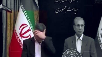 صورة نائب وزير الصحة الإيراني مصاب بكورونا.. بعد إصابته التقى مع روحاني والحكومة الإيرانية