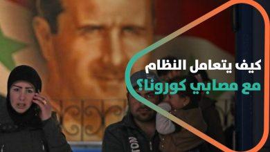 صورة كيف يتعامل النظام السوري مع مصابي فيروس كورونا؟