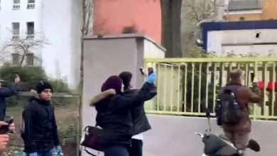صورة لأول مرة في برلين يُسمَح برفع الأذان يومياً بمكبرات الصوت.. المبادرة جاءت من كنيسة بعد إغلاق الكنائس والمساجد بسبب كورونا