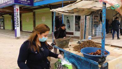 صورة منظمة الحسكة للحزب الديمقراطي التقدمي الكردي في سوريا، تطلق مبادرة لتوزيع الكمامات والقفازات في المدينة