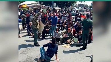 صورة بائعو خضار في اللاذقية يستنجدون بالأسد لمنع إغلاق سوقهم الشعبي