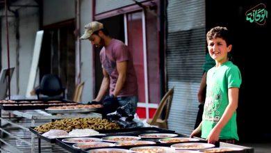 صورة أجواء شهر #رمضان_المبارك من أسواق مدينة إدلب.