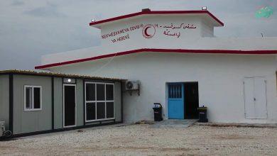 صورة المشفى الأول من نوعه في المنطقة .. مشفى كوفيد 19 في الحسكة المخصص للمصابين بفيروس كورونا