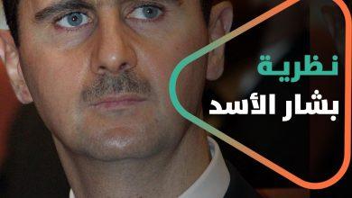 صورة نظرية بشار الأسد يضعها أمام السوريين في زمن كورونا