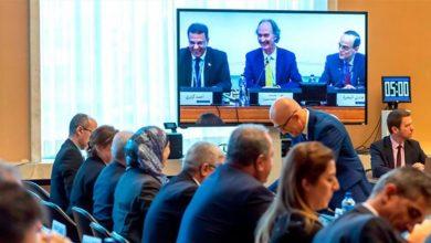 صورة غير بيدرسن: خلافات ملموسة بين أعضاء اللجنة الدستورية السورية