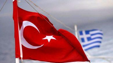 صورة انطلاق الاجتماع التركي ـ اليوناني في مقر حلف شمال الأطلسي