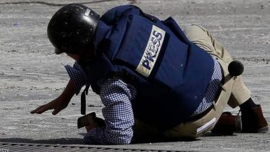صورة سوريا.. توثيق الانتهاكات ضد الإعلام خلال شهر آب الماضي