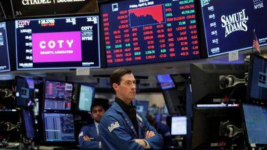 صورة ارتفاع مؤشرات الأسهم الأمريكية مع أنباء تحسن صحة ترامب