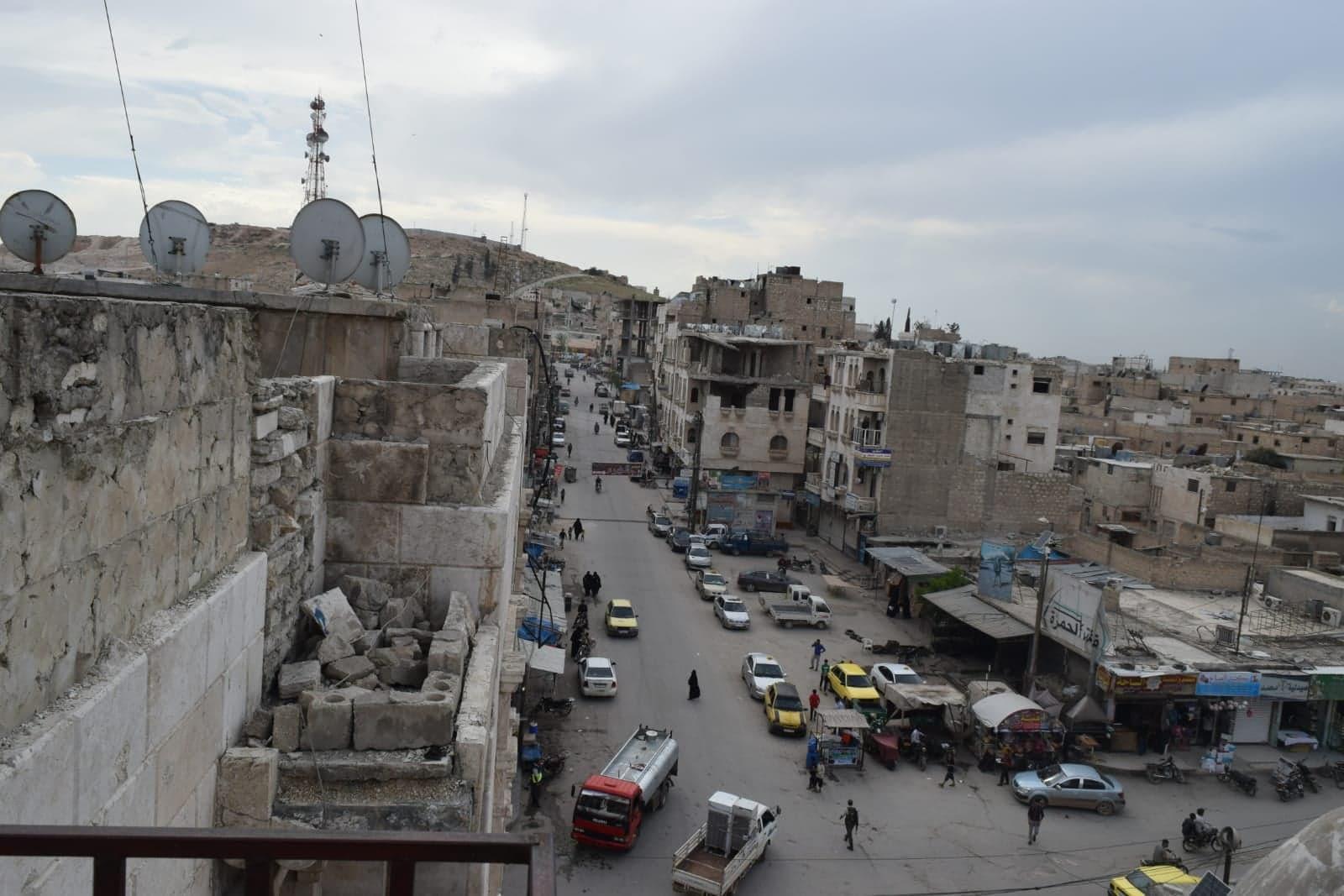 مدينة الباب شرق حلب