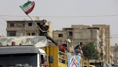 صورة تغيير مسميات شوارع في دير الزور إلى أسماء قيادات إيرانية