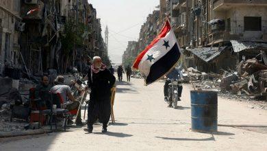"""صورة على خلفية اغتيال """"عدنان الأفيوني"""".. حملة اعتقالات في ريف دمشق"""