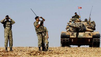 قوات من الجيش التركي في سوريا