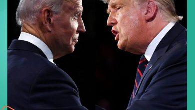 """صورة """"مناظرة الفوضى والإهانات الشخصية"""" هكذا كانت أول مناظرة بين ترامب وبايدن.. وانتقادات وسخط كبير في الشارع الأمريكي"""