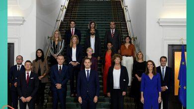 صورة في سابقة تاريخية وزراء عرب في حكومة بلجيكا الجديدة.. تعرف عليهم