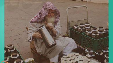 صورة -تفاعل كبير على منصات التواصل العربية-.. إليكم قصة السوري -أبو السباع- المقيم في المدينة المنورة منذ عشرات السنين