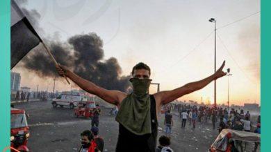 صورة عام على انتفاضة العراق .. من هم القناصون الذين قتلوا 544 عراقياً؟