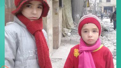 صورة طفلة سورية مرشحة لنيل جائزة دولية