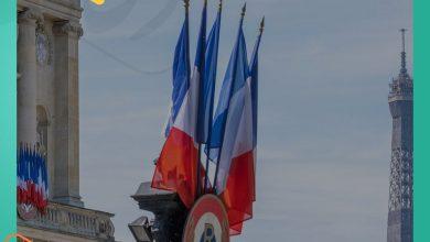 صورة أول رد رسمي لفرنسا على حملة مقاطعة بضائعها.. وماكرون يخاطب المسلمين بالعربية