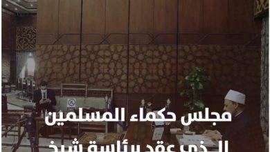 """صورة آلية يحددها مجلس حكماء المسلمين لمواجهة الرسوم المسيئة لنبي الإسلام """"محمد"""" تعرّف عليها"""