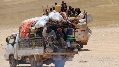صورة النظام السوري يستثمر بالنازحين بمناطق سيطرته في ديرالزور