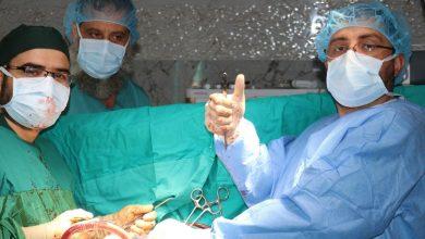 صورة صحة إدلب: نجاح أول عملية جراحة قلب شمال سوريا